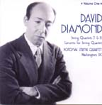 david diamond cd cover