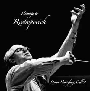 homage to rostropovich cd cover